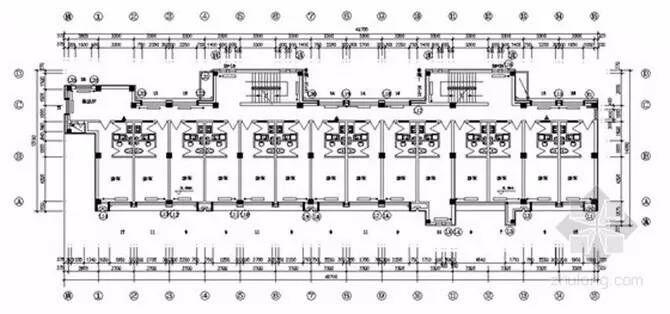 建筑暖通施工图的图样一般有:设计、施工说明;图例、设备材料表;